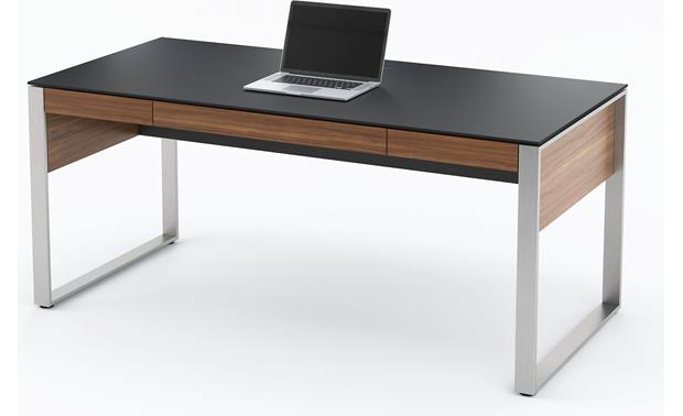 BDI Sequel 6021 Natural Walnut (laptop not included)