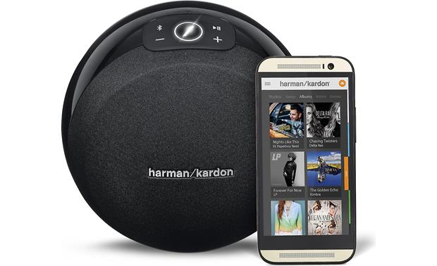 Harman Kardon Omni 10 Easy app control with your smartphone (not included)