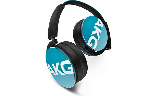 AKG Y 50 Folding design for easy storage