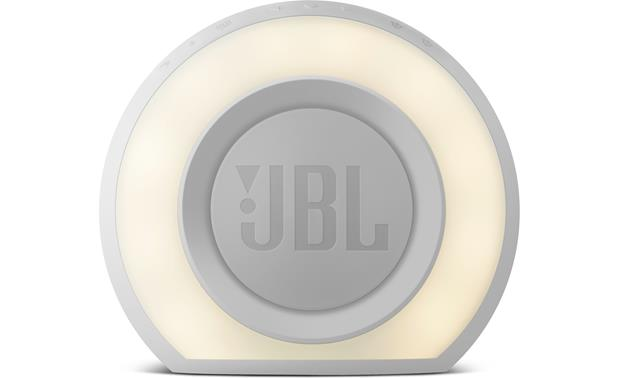JBL Horizon White - back with LED ambient light