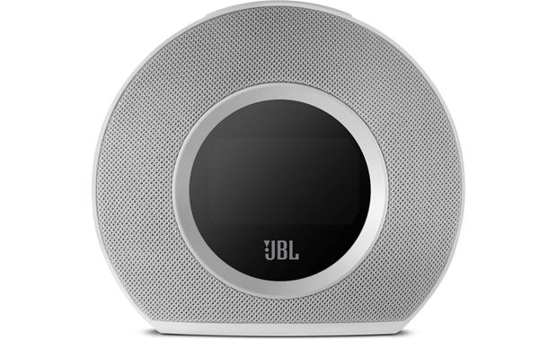 JBL Horizon White - with display dimmed