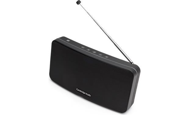 Cambridge Audio GO Radio (Black) Portable Bluetooth® speaker with on rca radio, sony radio, jvc radio, grundig radio, sangean radio, samsung radio, technics radio, panasonic radio, alpine radio, kenwood radio, aiwa radio, bose radio, sanyo radio, sherwood radio,