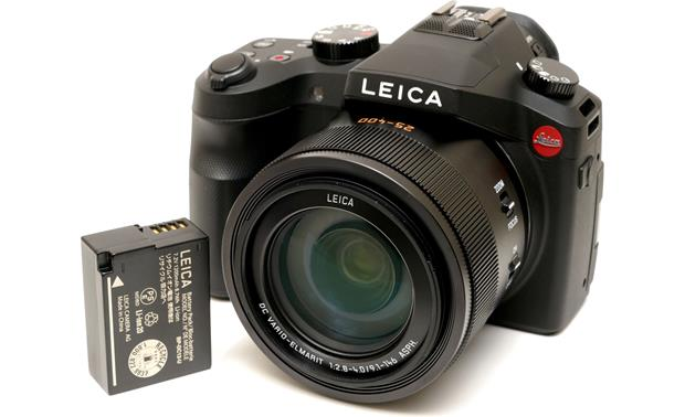 Leica BP-DC 12U Replacement battery for the V-LUX camera (not included)