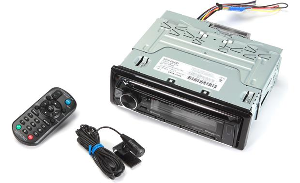 Kenwood Excelon KDCX399 CD receiver at Crutchfield – Excelon Kenwood Kdc-x399 Wiring-diagram