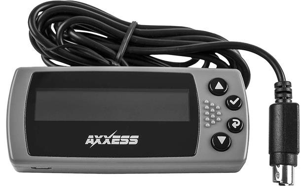 Axxess AX-LCD Interface Front