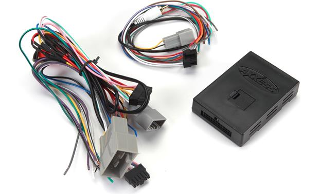 Axxess HDCC-01 Wiring Interface Front