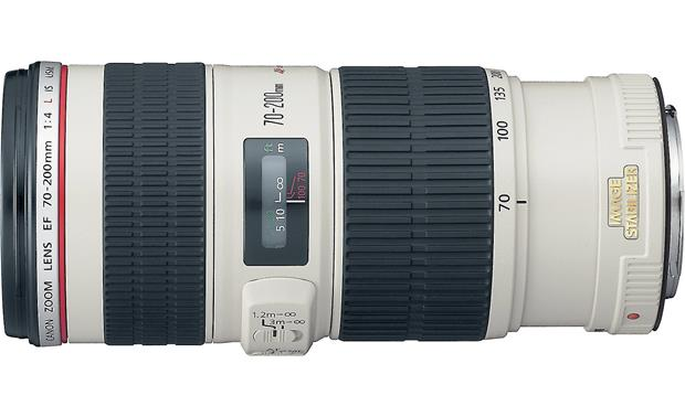 Canon EF 70-200mm f/4L IS USM Front