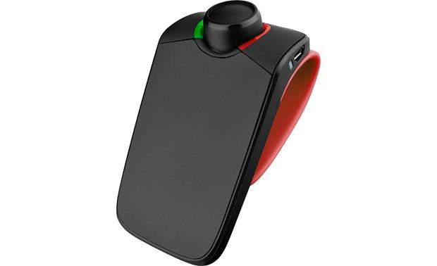 parrot minikit neo 2 hd red voice controlled portable bluetooth rh crutchfield com parrot minikit neo 2 user guide parrot minikit neo manual dansk