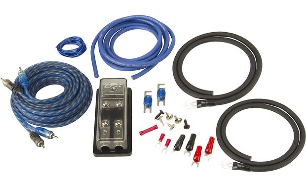 EFX PAD8BX Wiring Kit Front