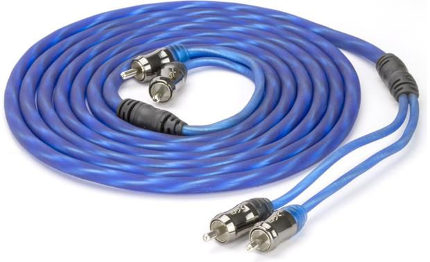 EFX 2-Channel RCA Patch Cables 12-foot model shown