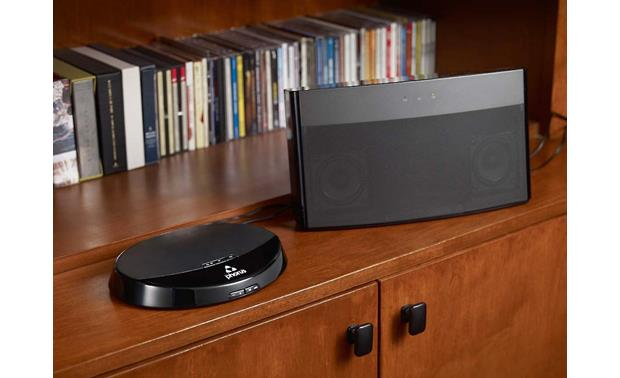 Phorus PR5 Multi-room Audio Receiver Add wireless streaming to any powered speaker system