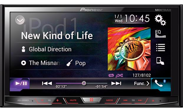 PIONEER AVIC-4000NEX RECEIVER WINDOWS 7 64-BIT
