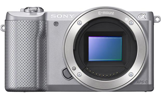 Sony Alpha a5000 Kit Front (body only)