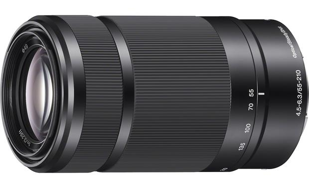 Sony SEL55210 55-210mm f/4.5-6.3 Black