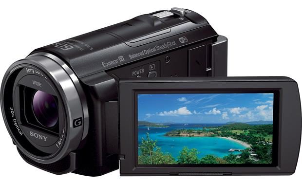 Sony Handycam® HDR-PJ540 Front
