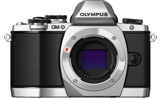Olympus OM-D E-M10 (no lens included) Front