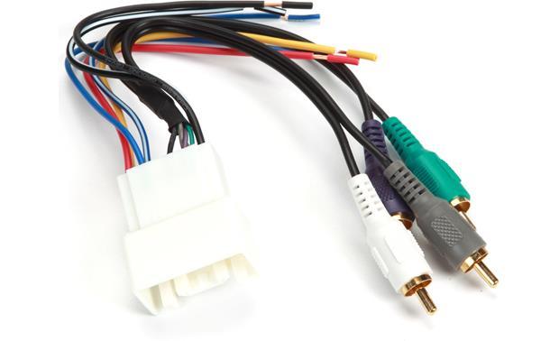 Wiring Harnesses At Crutchfieldcom Metra 707304 Receiver Wiring
