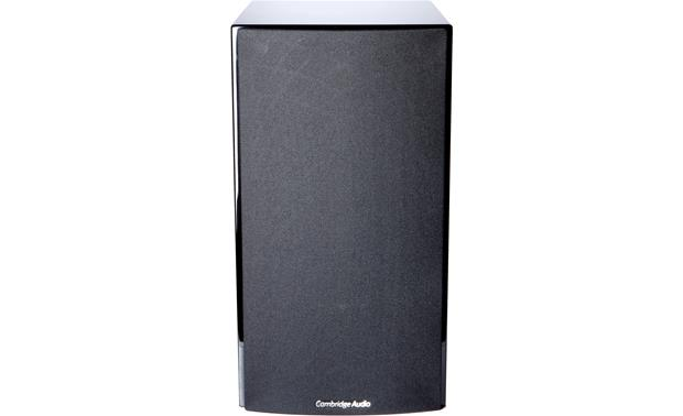 Cambridge Audio Aeromax 2 Pictured with grille (Gloss Black)