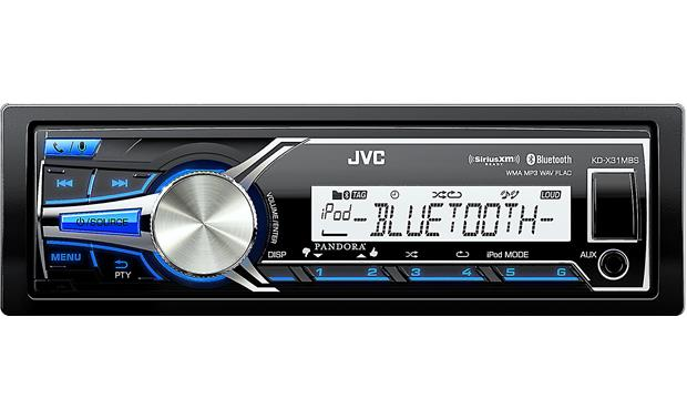 JVC KD-X31MBS JVC KD-X31MBS marine digital media receiver