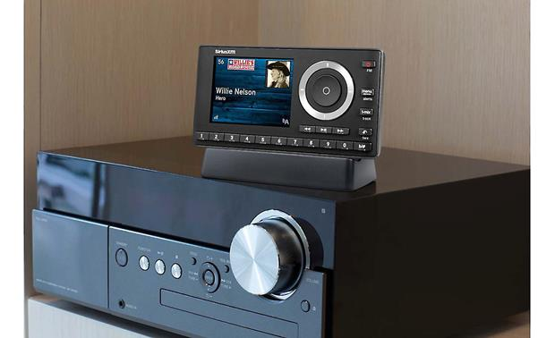 SiriusXM Onyx Plus & SXSD2 Package Works with your home stereo (stereo receiver not included)