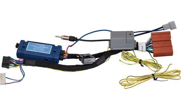 Alpine KTX-M38 Restyle Dash and Wiring Kit Included wiring harness to connect Alpine receiver