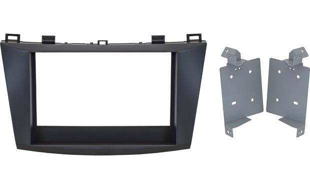 Alpine KTX-M38-K Restyle Dash Kit Restyle installation kit lets you retain the factory look when installing an Alpine receiver with an 8