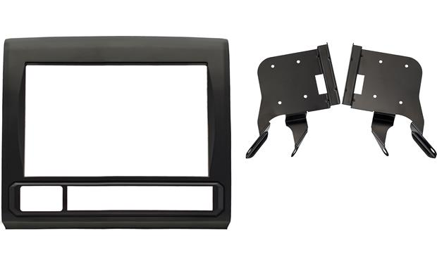 Alpine KTX-TCM8-K Restyle Dash Kit Restyle installation adapter and brackets