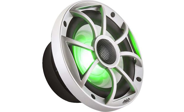 Wet Sounds XS-650-S-RGB Green