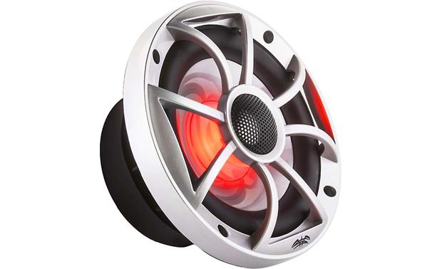 Wet Sounds XS-650-S-RGB Red