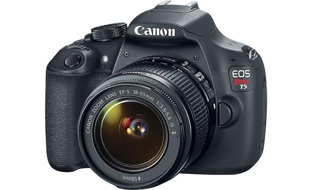 Canon EOS Rebel T5 Kit Front