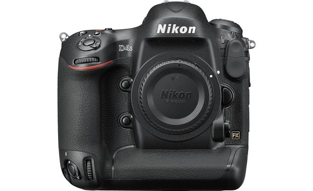 Nikon D4s (no lens included) Front