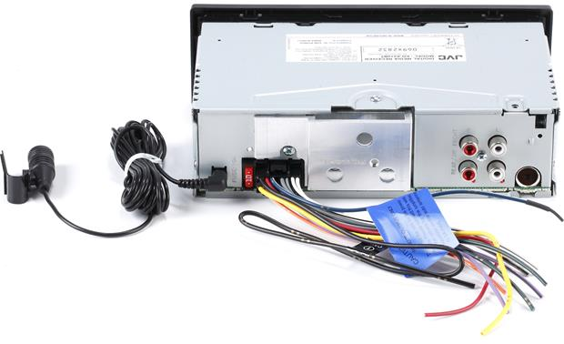 [SCHEMATICS_4ER]  JVC KD-X310BT Digital media receiver at Crutchfield | Jvc Kd X310bt Wiring Diagram |  | Crutchfield