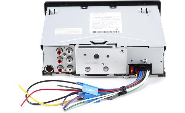 Kenwood excelon kdc cd receiver at crutchfield