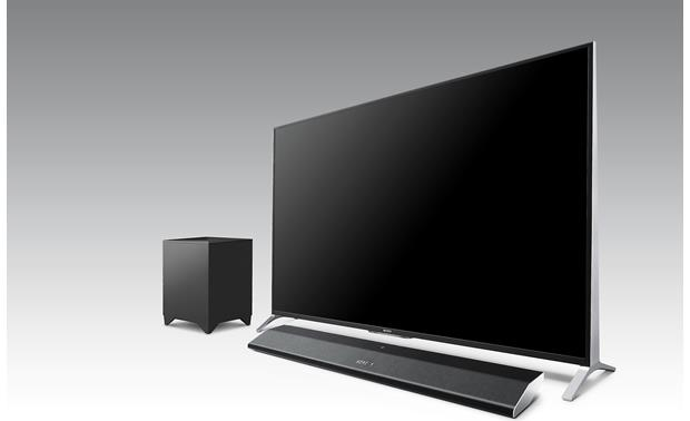 Sony HT-CT770 Complement your TV's picture with great sound