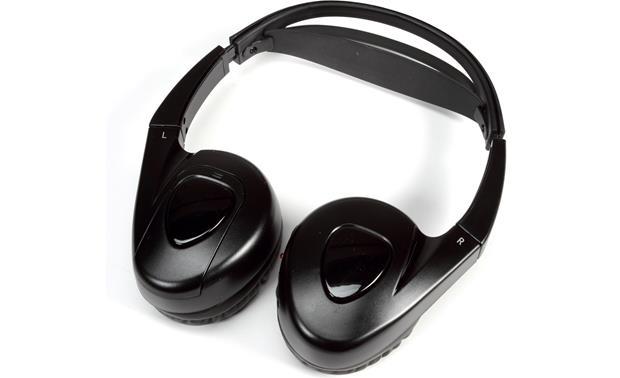 audiovox mtghp1ca infrared wireless headphones at crutchfield com rh crutchfield com Advent Speakers DVD Advent Car Headphones