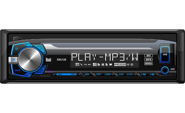 g070XR4120 F dual xr4120 digital media receiver (does not play cds) at 2017 Hyundai Elantra Interior at bakdesigns.co