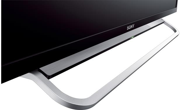 Sony KDL-40W600B Close-up view of stand