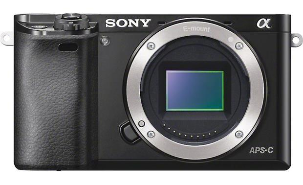 Sony Alpha a6000 (no lens included) Front