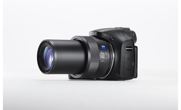 Sony Cyber-shot® DSC-HX400V The built-in lens offers 50X optical zoom