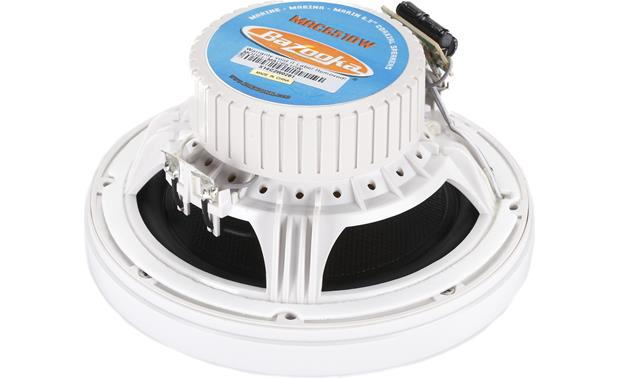 Bazooka MAC6510W Plated speaker terminals