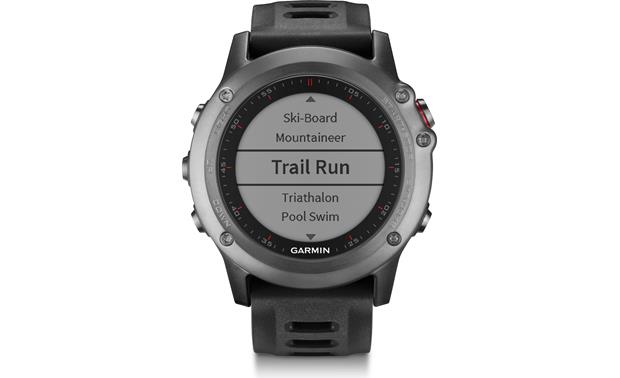 Garmin fenix 3 Bundle Other