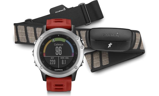Garmin fenix 3 Bundle Front