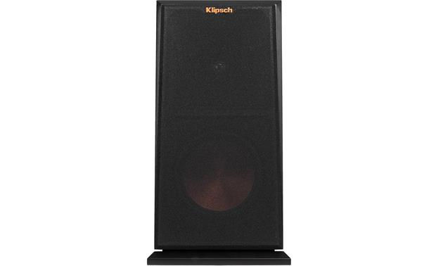 Klipsch Reference Premiere RP-160M Direct front view with grille attached (Ebony)