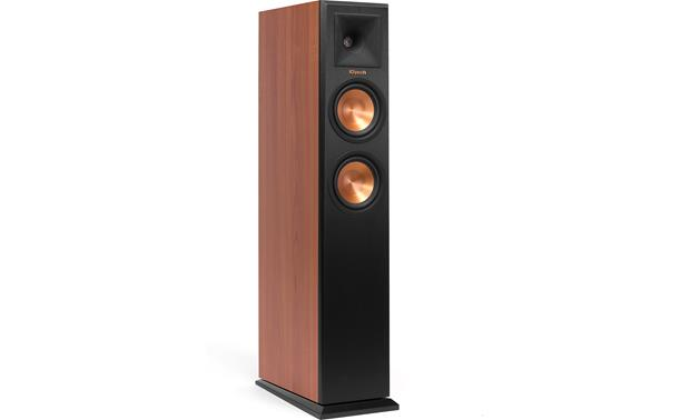 Klipsch Reference Premiere RP-250F Cherry (shown with included grille removed)