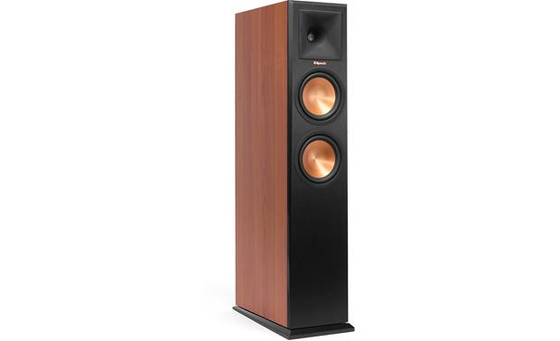 Klipsch Reference Premiere RP-260F Cherry (shown with included grille removed)