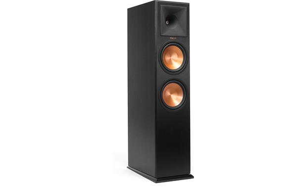 Klipsch Reference Premiere RP-280F Ebony (pictured with included grille removed)
