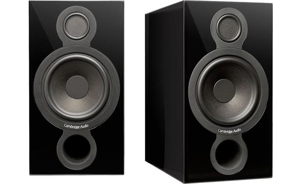 Cambridge Audio Aeromax 2 Gloss Black (grilles included, not shown)