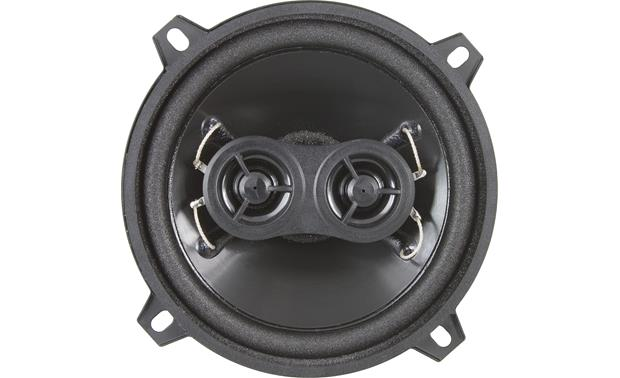 RetroSound D-52UK Dash Speaker RetroSound's dual voice coil design gives you stereo sound from a single speaker.