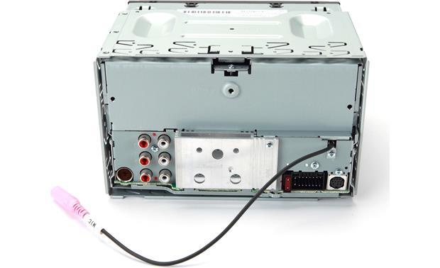 Kenwood DPX501BT CD receiver at Crutchfield