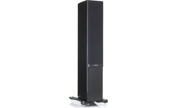 Monitor Audio Gold 200 Piano Black (shown with included magnetically attached 'floating' cloth grille)